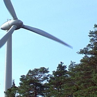 Tuulivoimalan ropelit
