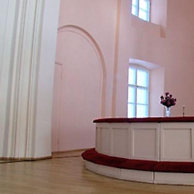 Viipurin luterilaisen seurakunnan kirkko
