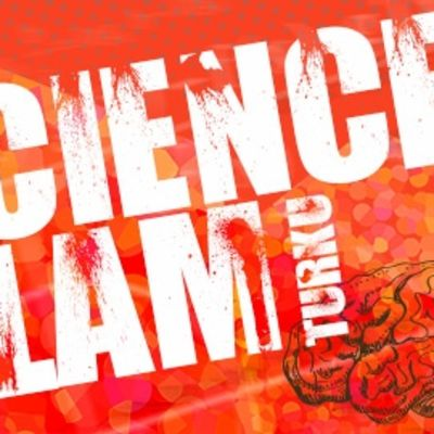 Science Slam Turku.