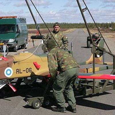 Puolustusvoimien Ranger-lennokki