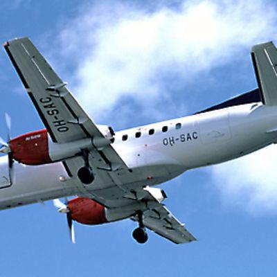 Saab 340 -matkustajakone