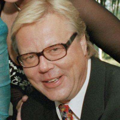 Muusikko Esa Nieminen