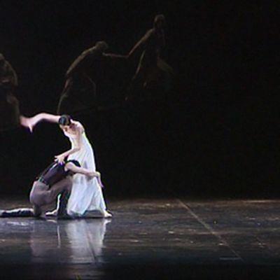 Balettitanssijoita