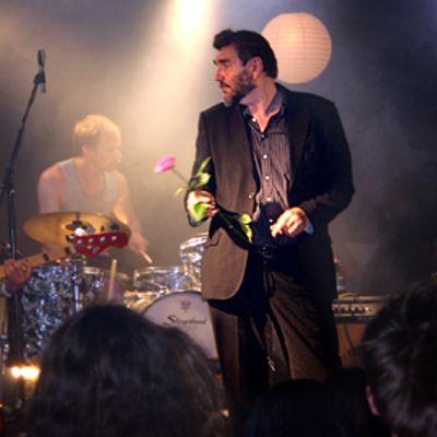 Kauko Röyhkä Tammerfestissa 2009