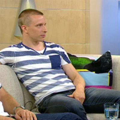 Aamu-tv:n Jälkihiki 2. heinäkuuta 2012.