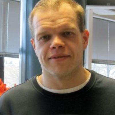 Kuvassa Jussi Ojala