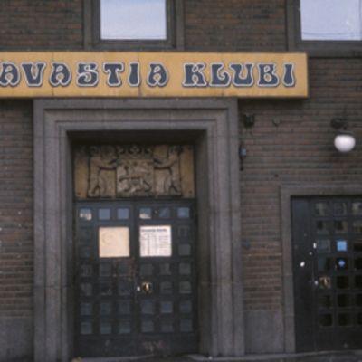 Tavastia-klubi Helsingissä.