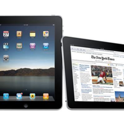 Applen iPad monikosketusnäytöllinen tablet-tietokone.