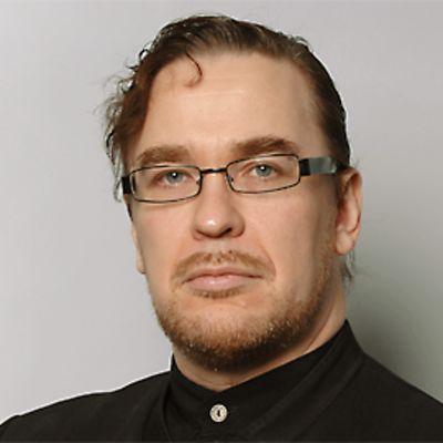 Kansanedustaja Jyrki Kasvi