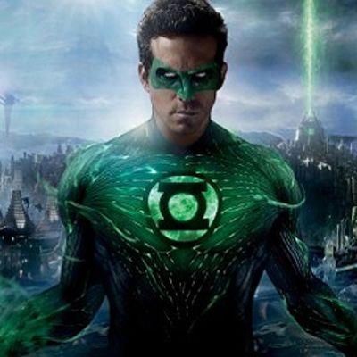 Kuva elokuvasta Green Lantern.