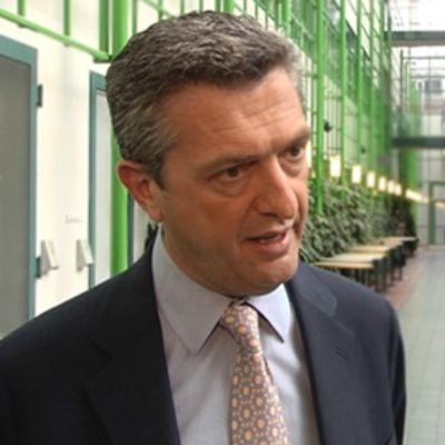 UNRWAn johtaja Filippo Grandi