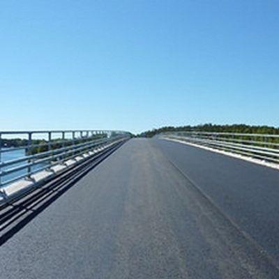 Lövön uusi silta.