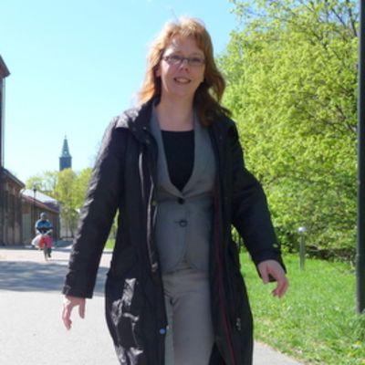 Paula Sjöblom.