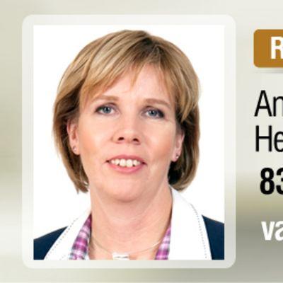 RKP:n Anna-Maja Henriksson