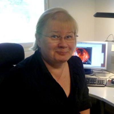 Aurinkotutkija Silja Pohjolainen