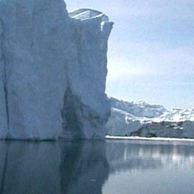 Jäävuori, merta.