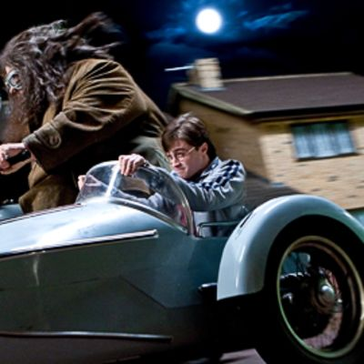 Kohtaus elokuvasta Harry Potter ja kuoleman varjelukset, osa 1