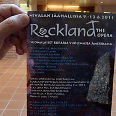 Rockland nähdään Nivalan lisäksi myös Kanadassa.