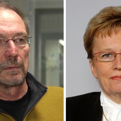 Nils Torvalds ja Ulla-Maj Wideroos