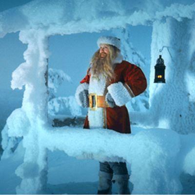 Hannu-Pekka Björkman elokuvassa Joulutarina