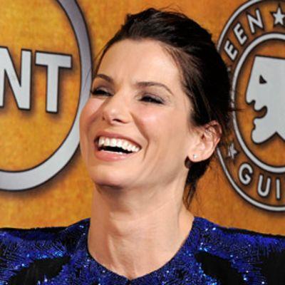 Näyttelijä Sandra Bullock