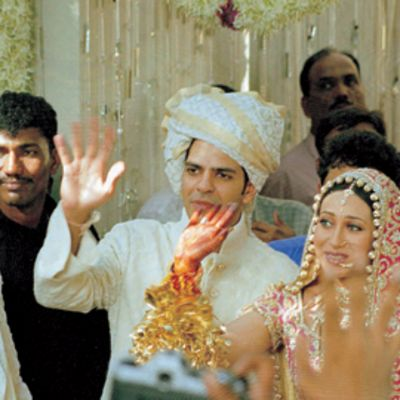 Bollywood-tähti Karishma Kapoor ja liikemies Sunjay Kapuri