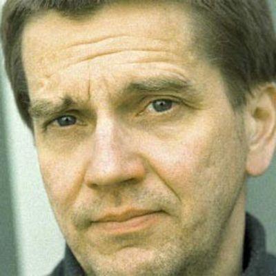 Kirjailija Olli Jalonen. Finlandia-ehdokas vuonna 2008.