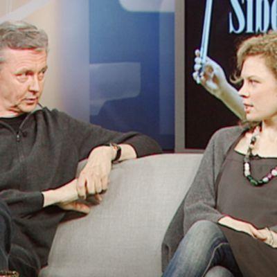 Jaakko Ilves ja Minna Pensola