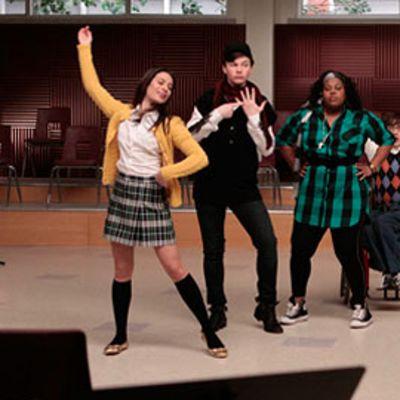 Kuva Glee-tv-sarjasta