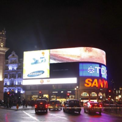 London Piccadilly Circus.