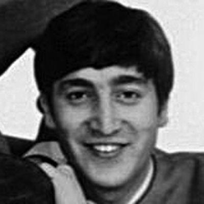 John Lennon vuonna 1964.