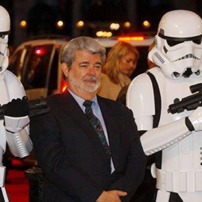 Tähtien sota -elokuvat ideoinut George Lucas