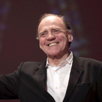 Sveitsiläisnäyttelijä Bruno Ganz vuonna 2009.