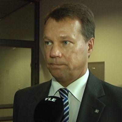 Espoon tuleva kaupunginjohtaja Jukka Mäkelä.