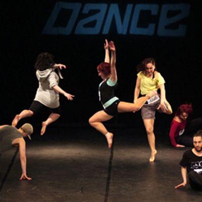 Tanssijoita Dance-ohjelmassa