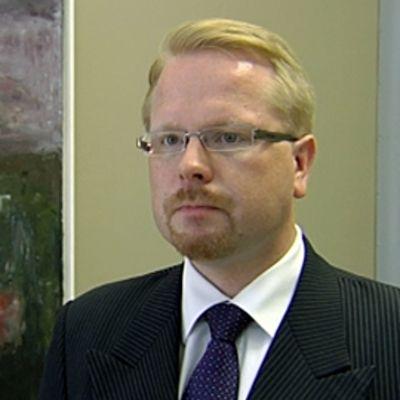 Suojelupoliisin päällikkö Ilkka Salmi