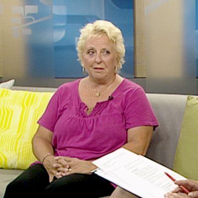 Susan Pihl Aamu-tv:n Anu Vilskan haastattelussa.