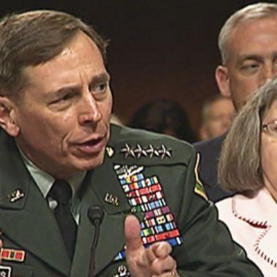 David Petraeus, kenraali.