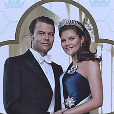 Prinsessa Victoria ja Daniel Westling