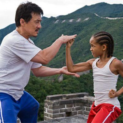 Kuva uudesta Karate Kid -elokuvasta