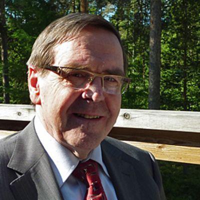 Ministeri Kalevi Kivistö vieraili tänään Kajaanissa.