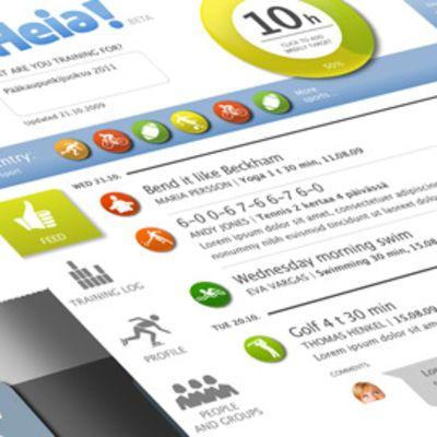 Kuvakaappaus heiaheia.com-sivustolta