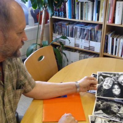 Valokuvaaja Vesa Hannuksela on kuvannut Ruisrockin festivaalitunnelmia 70-, 80- ja 90-luvuilla.