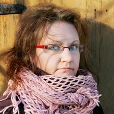 Kirjailija Hanna Hauru