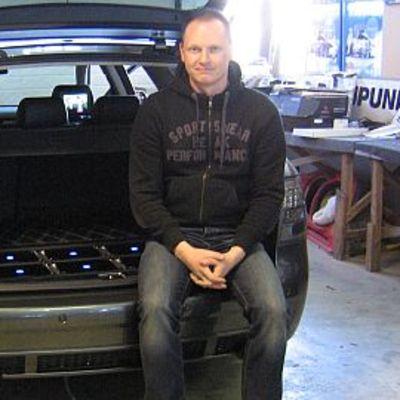 Hifikonexin toimitusjohtaja Jarkko Laine.