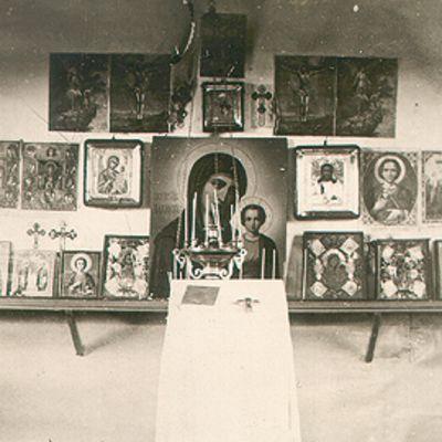 Ortodoksinen rukoushuone