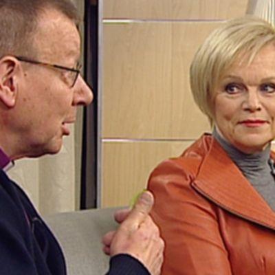 Eero Huovinen ja Katri Helena