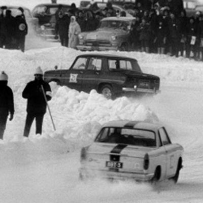 Jääajot 1960-luvulla