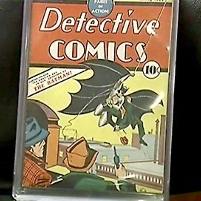 Detective Comicsin numeron 27 kansi