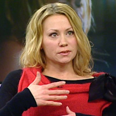 Laulaja Anna Eriksson.